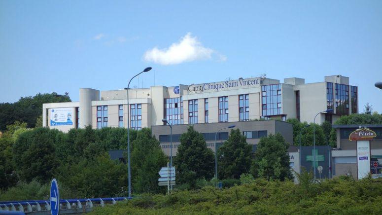 Clinique St-Vincent